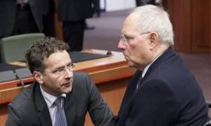 Διαπραγμάτευση: «Δοκιμαστικό» Eurogroup μεταξύ Σόιμπλε - Ντάισελμπλουμ στο Βερολίνο