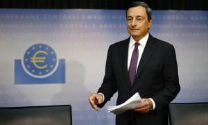 Όχι Ντράγκι στην αλλαγή πολιτικής της ΕΚΤ