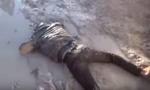 Συγκλονιστικό βίντεο από την επίθεση με χημικά στη Συρία (ΠΡΟΣΟΧΗ! ΣΚΛΗΡΕΣ ΕΙΚΟΝΕΣ)