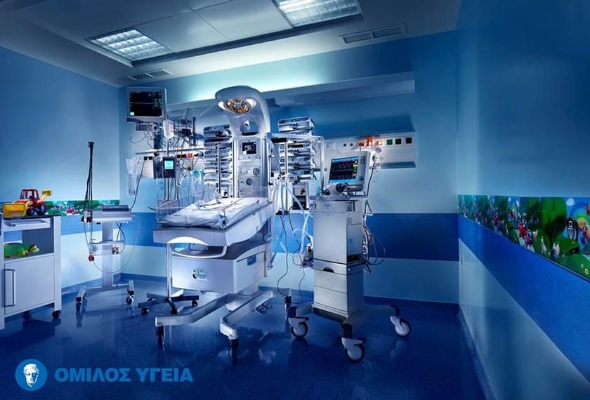 Παιδοκαρδιοχειρουργικό - Μονάδα Εντατικής Παίδων - ΜΗΤΕΡΑ