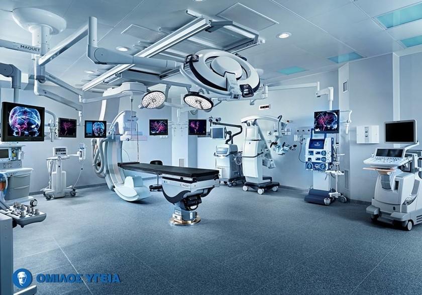 Υβριδικό Χειρουργείο - ΥΓΕΙΑ