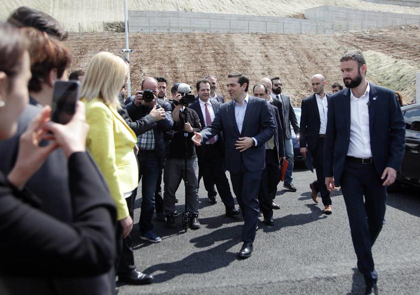 Τέμπη - Τσίπρας: Η ολοκλήρωση του έργου αποδεικνύει ότι η Ελλάδα μπορεί να τα καταφέρει