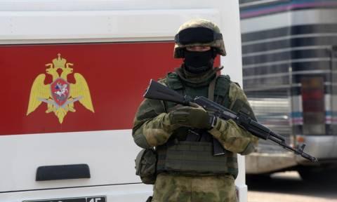 Ραγδαίες εξελίξεις: Αιματηρή μάχη αστυνομικών με τζιχαντιστές στη Ρωσία