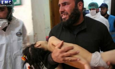 Ρωσία: «Τερατώδες έγκλημα» η χημική επίθεση στη Συρία - Τα στοιχεία των ΗΠΑ δεν είναι αντικειμενικά