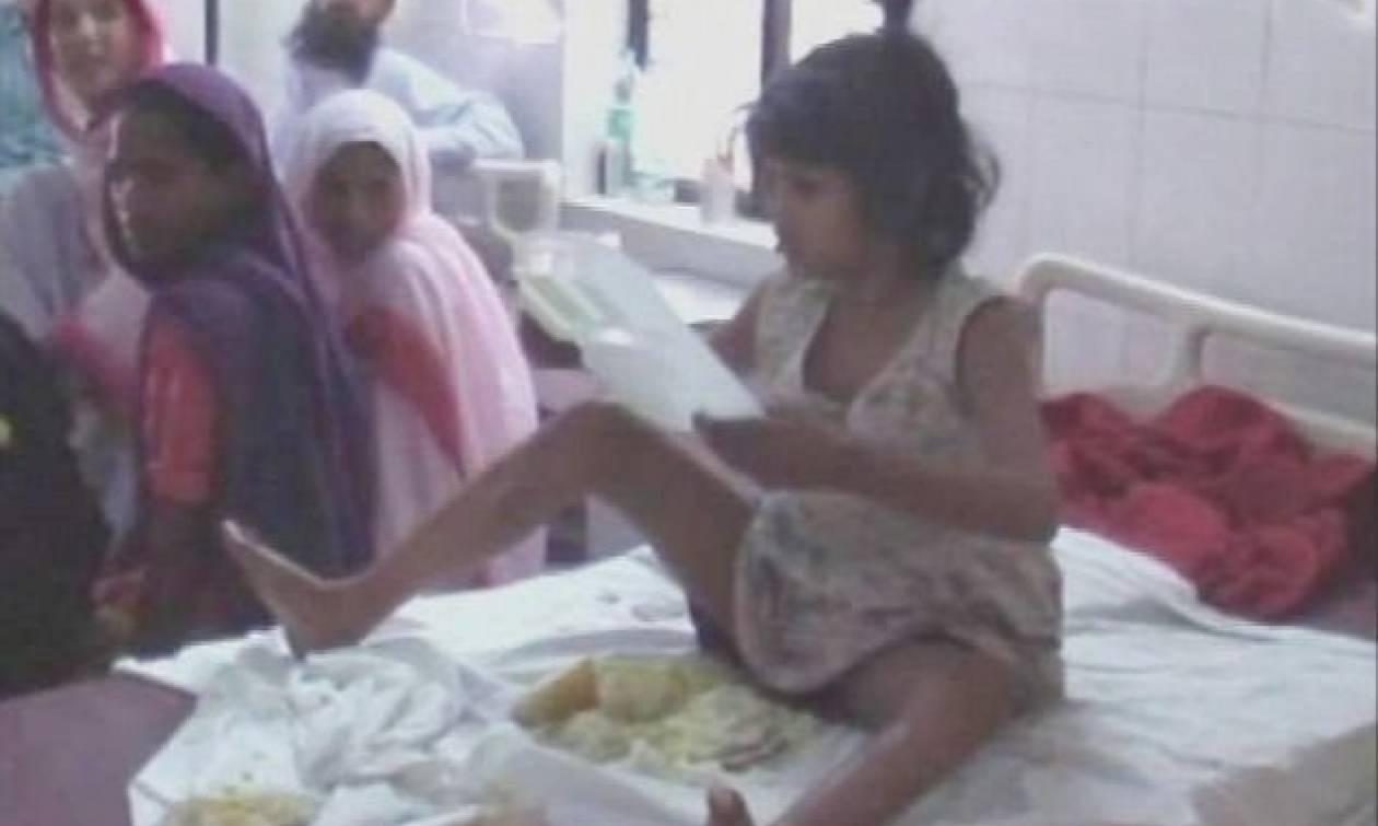 Σοκαριστικό βίντεο: Βρέθηκε κοριτσάκι «Μόγλης» σε ζούγκλα της Ινδίας