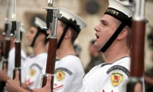 Κατάταξη 2017: Πρόσκληση στρατεύσιμων για το Πολεμικό Ναυτικό