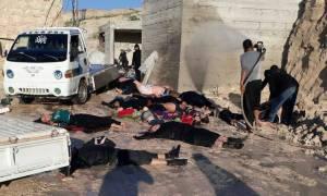 Επίθεση στη Συρία: Η εξέταση των θυμάτων «δείχνει» έκθεση στο αέριο σαρίν