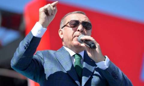Νέα «βέλη» Ερντογάν εναντίον της Ευρώπης: Ήπειρος που σαπίζει, κέντρο του ναζισμού