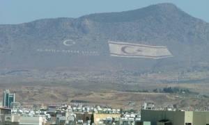 Oικολόγοι: Να φύγει άμεσα η σημαία από τον Πενταδάκτυλο – Η επιστολή τους στον Πρόεδρο της Βουλής