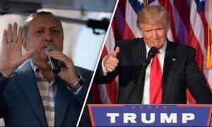 Ερντογάν: Να μην μείνει στα λόγια ο Τραμπ – Θα στηρίξουμε στρατιωτική επέμβαση στη Συρία