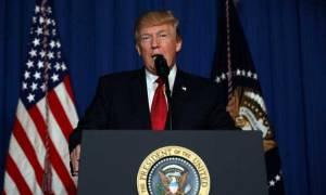 Το διάγγελμα Τραμπ για την επίθεση στη Συρία: Κανένα παιδί του Θεού να μην βιώσει τον τρόμο...