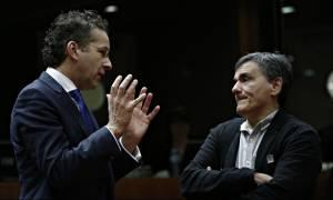 Eurogroup Live: Σε εξέλιξη συνάντηση Τσακαλώτου – Ντάισελμπλουμ