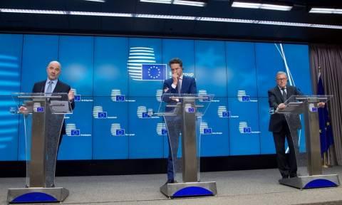 Eurogroup: Πλήρης υποχώρηση της Αθήνας για συντάξεις και αφορολόγητο