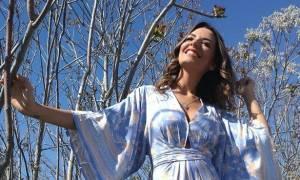 H Νικολέττα Ράλλη μόλις έβαλε το φόρεμα που θέλουμε όλες αυτή την άνοιξη