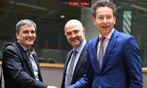 Bloomberg: Ουδέν σχόλιο από το ΔΝΤ μετά το Eurogroup