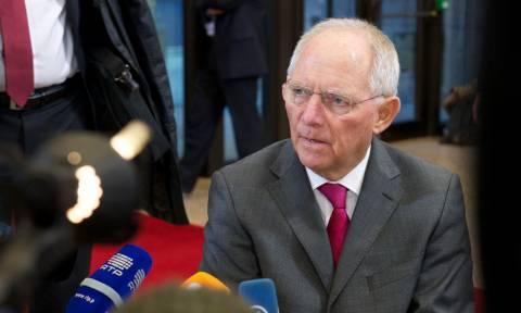 Eurogroup - Σόιμπλε: Συμφωνία για τα πολιτικά μέτρα - Είμαστε κοντά
