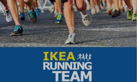 Η ΙΚΕΑ του Ομίλου FOURLIS έτρεξε για τα παιδιά στον Μαραθώνιο Θεσσαλονίκης «Μέγας Αλέξανδρος»