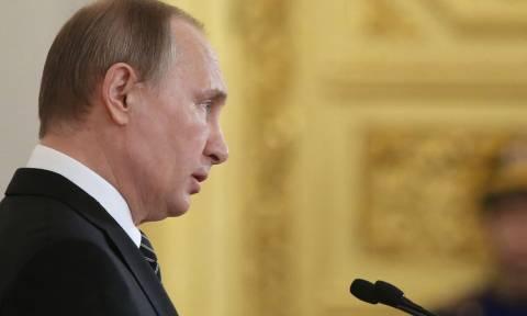 Επίθεση ΗΠΑ στη Συρία: «Άστραψε και βρόντηξε» ο Πούτιν στο ρωσικό συμβούλιο ασφαλείας