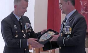 Πολεμική Αεροπορία:Παράδοση – Παραλαβή Διοίκησης της 117ΠΜ