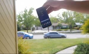 Το πρώτο drop test του Galaxy S8