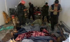 Το Πεκίνο καταδικάζει τις επιθέσεις με χημικά στη Συρία