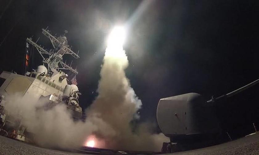 Επίθεση των ΗΠΑ στη Συρία: Τα σενάρια της επόμενης ημέρας (pics+vids)