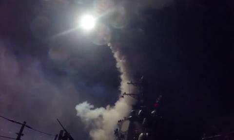 Όλος ο πλανήτης στο πλευρό του Τραμπ για την επίθεση στη Συρία