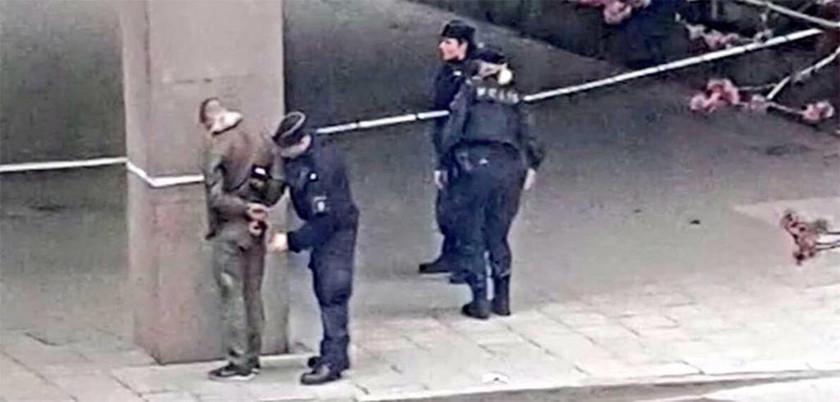 Στοκχόλμη: Χειροπέδες σε υπόπτους για το τρομοκρατικό «χτύπημα»