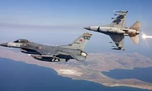 Νέες τουρκικές παραβιάσεις πάνω από το Αιγαίο