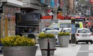 Επίθεση Στοκχόλμη: Συγκλονιστική μαρτύρια Έλληνα: (aud)