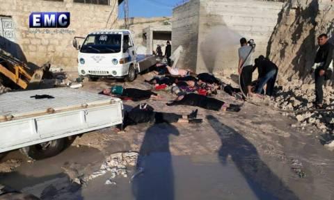 ΗΠΑ: «Οι Σύροι είχαν βοήθεια στην επίθεση με τα χημικά» - Υπόνοιες για την Ρωσία