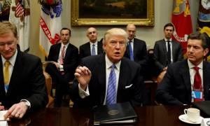 Όλο το παρασκήνιο της απόφασης Τραμπ να «χτυπήσει» τη Συρία