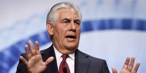 Αμερικανός ΥΠΕΞ: «Απογοητευτική» η αντίδραση της Ρωσίας στα αμερικανικά πλήγματα στη Συρία
