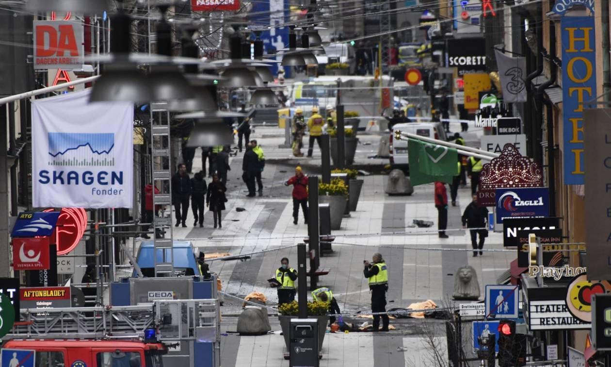 Επίθεση Σουηδία: Ο 39χρονος Ουζμπέκος είναι ο οδηγός του φορτηγού - Θα ανατίναζε την Στοκχόλμη