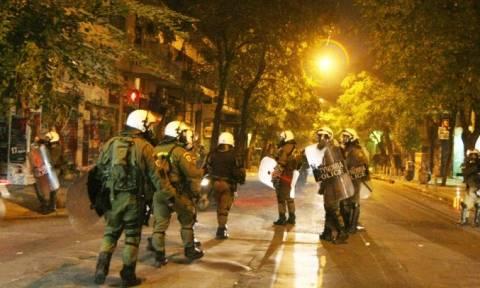 Εξάρχεια: Διπλή επίθεση εναντίον των ΜΑΤ