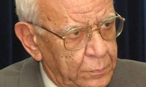 Πέθανε ο Μένιος Αλεξιάδης