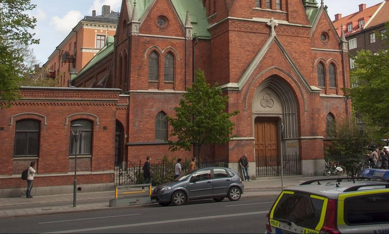 Μητρόπολη Σουηδίας: Η βία ενάντια στην χωρα θα επιτύχει το εντελώς αντίθετο