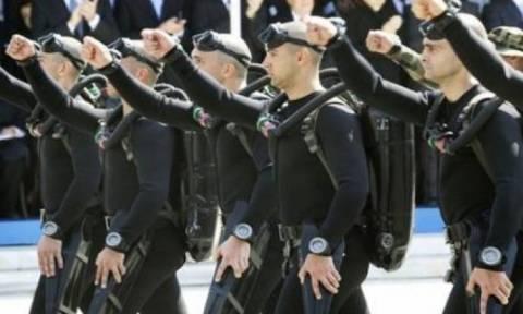 Τα νέα βατράχια... της Εθνικής Φρουράς Κύπρου έτοιμα για δράση
