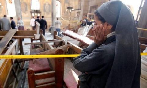 Μακελειό στην Αίγυπτο: Έκρηξη βόμβας σε εκκλησία - 13 νεκροί (ΠΡΟΣΟΧΗ! ΣΚΛΗΡΕΣ ΕΙΚΟΝΕΣ)