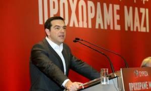 Τσίπρας στην ΚΕ του ΣΥΡΙΖΑ: Υπάρχουν στη συμφωνία μέτρα που δεν θα επιλέγαμε