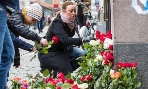 Επίθεση Σουηδία: Μια Βελγίδα μεταξύ των νεκρών της επίθεσης στη Στοκχόλμη