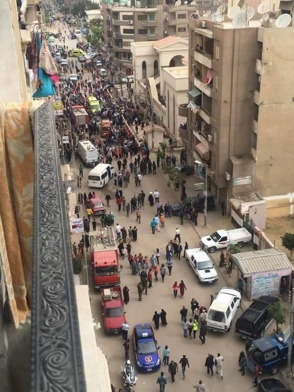 Ματωμένη Κυριακή: Τζιχαντιστές έπνιξαν στο αίμα τους χριστιανούς της Αιγύπτου (Pics+Vids)
