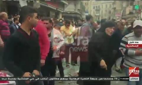Ματωμένη Κυριακή των Βαΐων: Μεγάλη ανησυχία για τους Έλληνες της Αιγύπτου