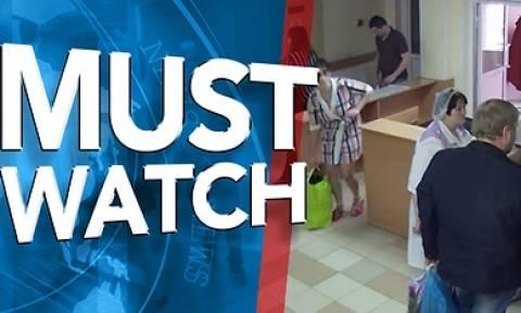Μόνο ένα... εκπαιδευμένο μάτι μπορεί να εντοπίσει την απαγωγή παιδιού σε αυτή τη φωτογραφία (video)