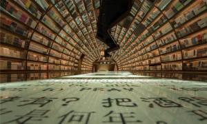 Tούνελ από βιβλία οδηγεί στο πιο εντυπωσιακό βιβλιοπωλείο του κόσμου (pics)