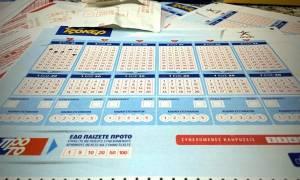 Τζόκερ κλήρωση [1799]: Αυτοί είναι οι αριθμοί που κερδίζουν τα 2.500.000 ευρώ!