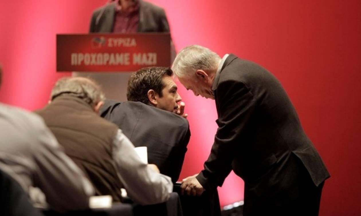 Περίπατος Τσίπρα στην ΚΕ του ΣΥΡΙΖΑ: Τα «βρήκαν» όλα καλά για τη συμφωνία της Μάλτας