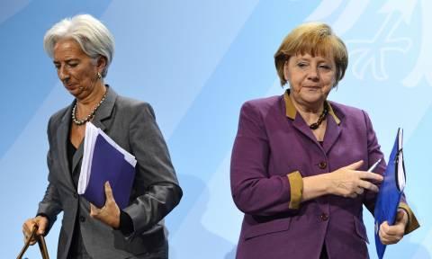Συνάντηση Μέρκελ και Λαγκάρντ με «μενού» το ελληνικό χρέος