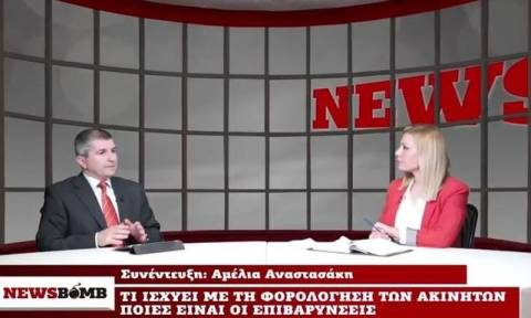 В Греции меняется порядок налогообложения доходов при аренде недвижимости