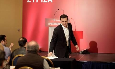 Κ.Ε. ΣΥΡΙΖΑ: Πήραν απόφαση για μια συμφωνία που δεν έχει κλείσει!!! Πιο υποτακτικός... πεθαίνεις